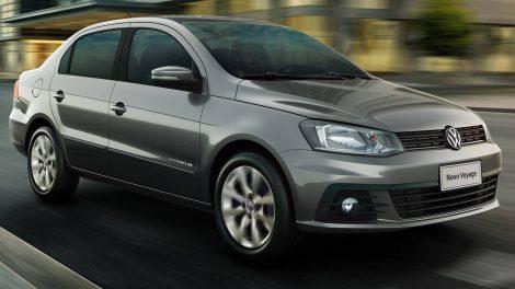 Novo Volkswagen Voyage 2017