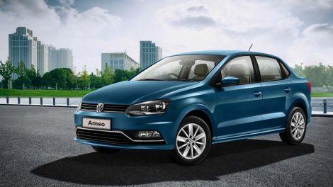 Volkswagen Ameo 2017