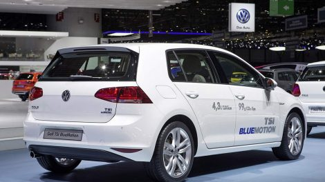 Novo Volkswagen Golf 1.0 TSI 2017