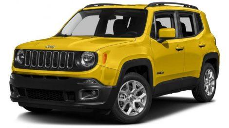 Jeep Renegade 2017 - único dono