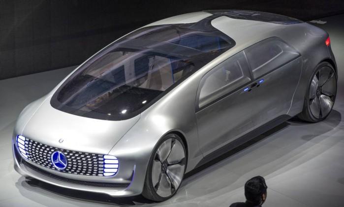 Carros aut nomos uma revolu o que deve ocorrer at 2050 for Mercedes benz california