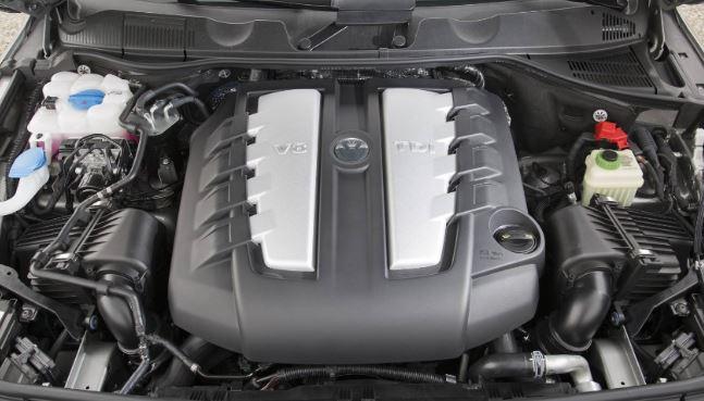motor touareg 2018 preço