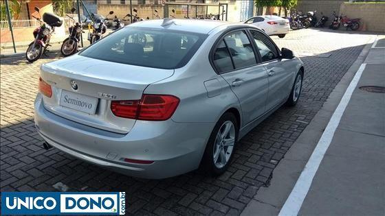 Preço BMW 320i 2015