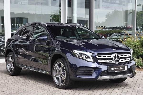 Mercedes GLA 200 2018 Preço