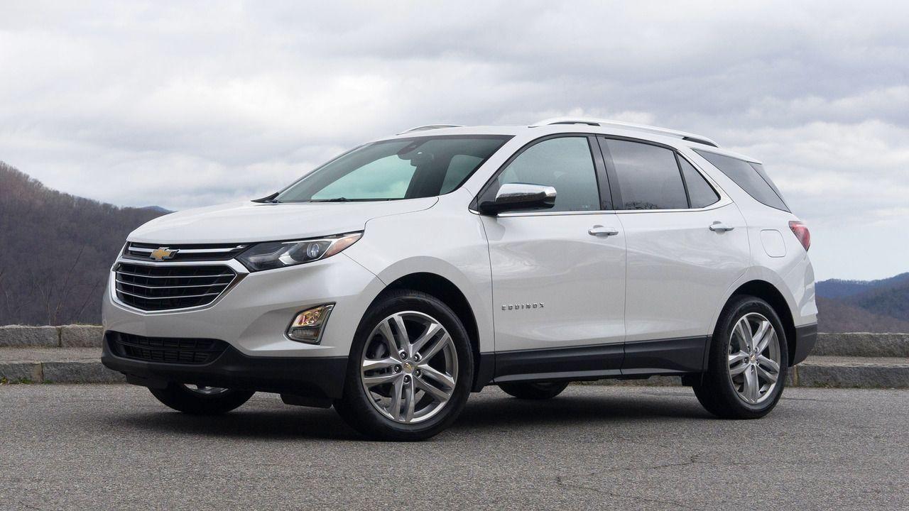 Conheça o lançamento da Chevrolet Equinox