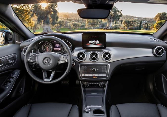 Mercedes GLA 200 2018 Preço, Ficha técnica e Fotos