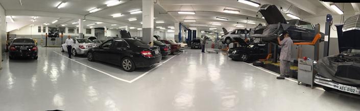 Concessionária Mercedes