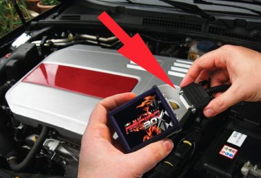 chip de potencia reprogramação eletronica