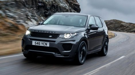 Conheça o Novo Land Rover Discovery 2018