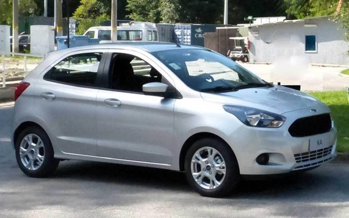 carros mais economicos 2018 FORD KA+