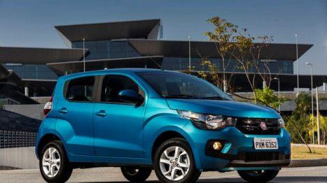 carros mais economicos 2018 FIAT MOBI