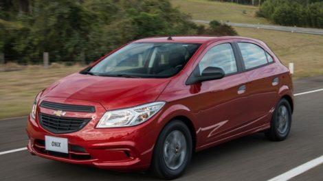 carros mais economicos 2018 ONIX