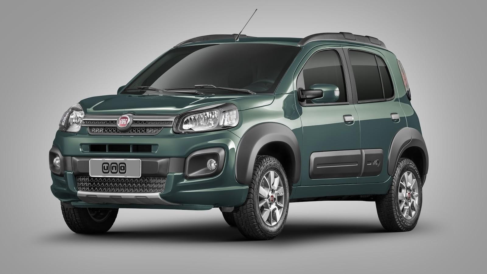 carros mais economicos 2018 UNO