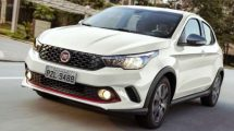 Carros PCD argo 2019