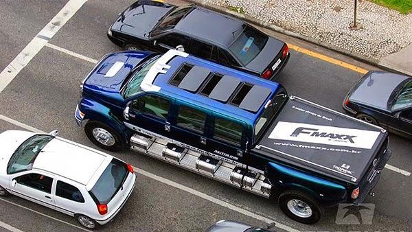 F Maxx - A maior Pickup do Brasil.
