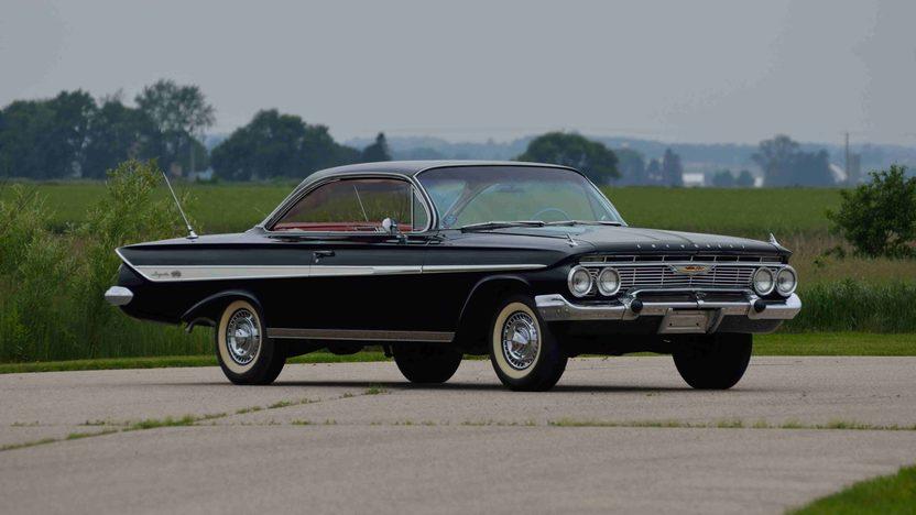 carros antigo - Impala 1961
