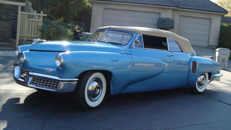 carros antigos tucker torpedo 1949