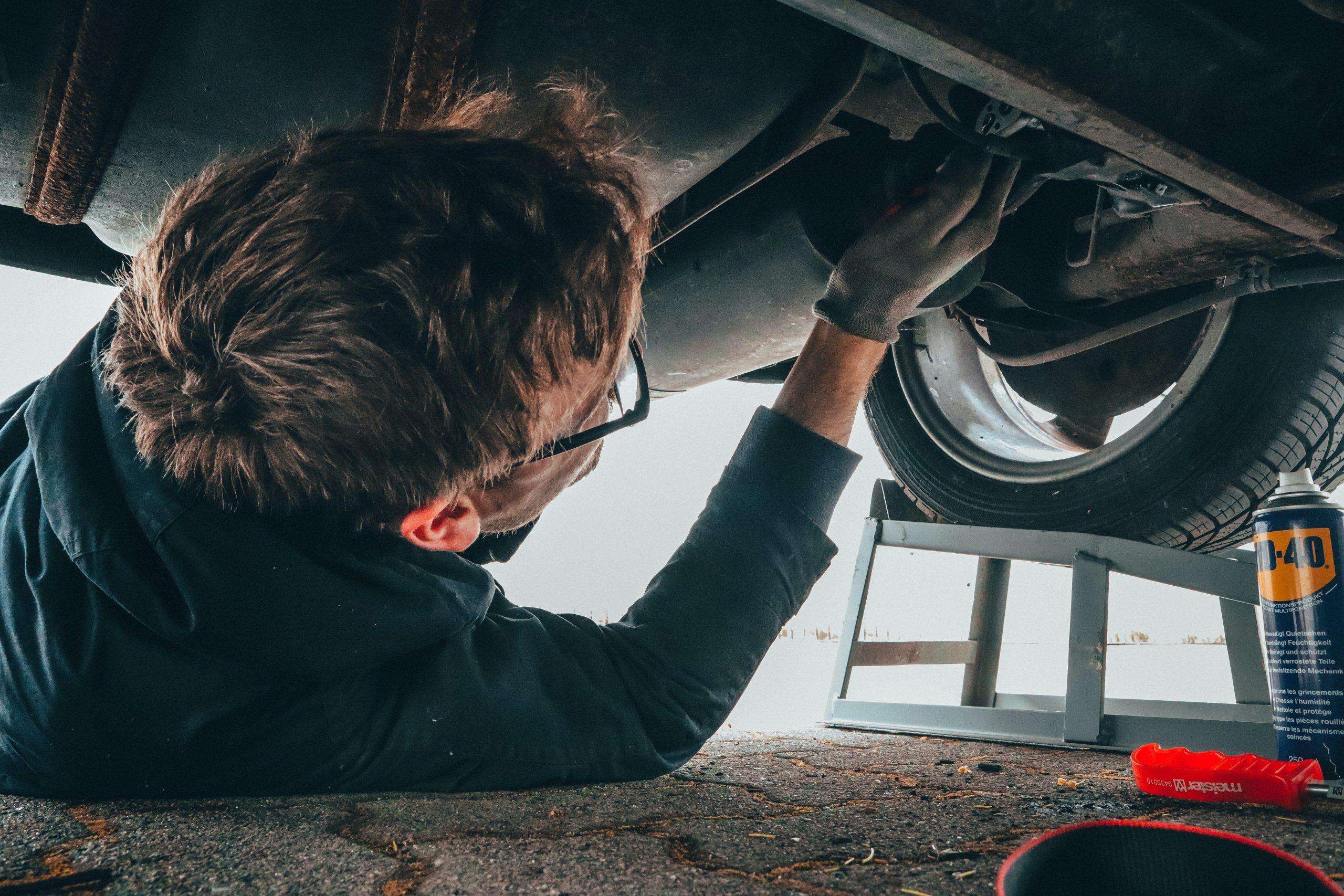 Custo de manutenção de veículos