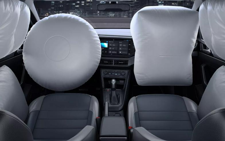 VW Nivus - 2020 airbag