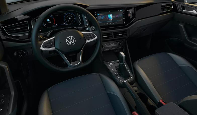 VW Nivus - 2020 fotos interior